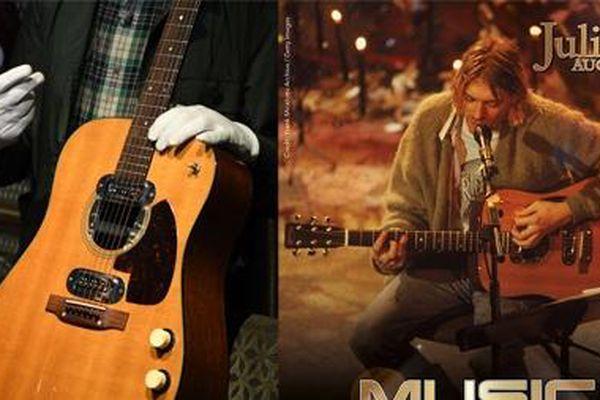 Chiếc đàn guitar đắt nhất thế giới