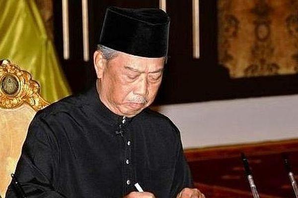 U ám chính trường Malaysia