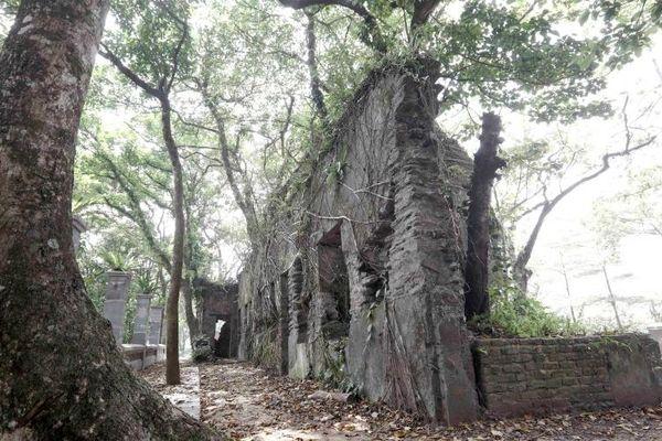 'Đánh thức' tiềm năng du lịch từ phế tích ở Ba Vì