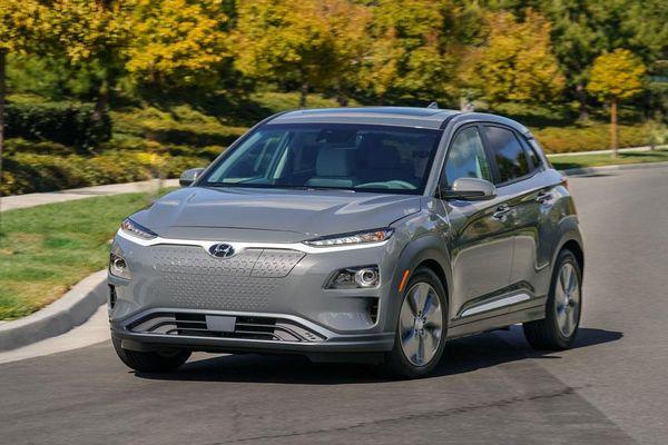 Top 10 xe điện tốt nhất năm 2020: Vinh danh Hyundai Kona Electric