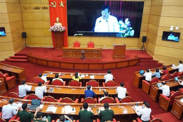 Hội nghị trực tuyến Ban Tuyên giáo Trung ương