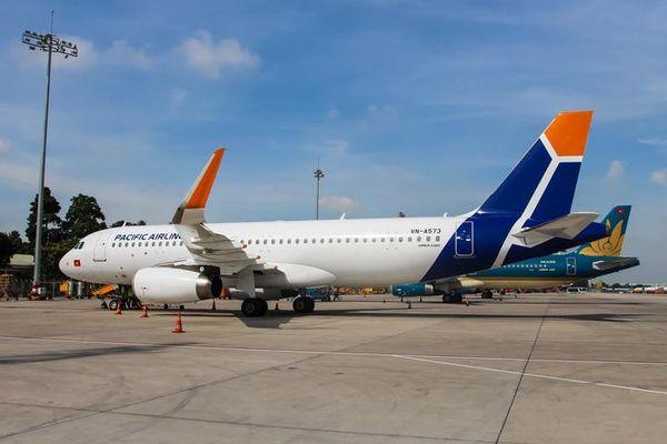 Lần đầu lộ diện màu sơn mới của máy bay và trang phục tiếp viên Pacific Airlines