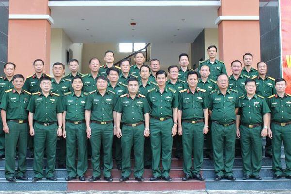 BĐBP tỉnh Kiên Giang được biểu dương trong công tác thi hành pháp luật về xử lý vi phạm hành chính