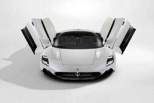 Maserati ra mắt MC20 sử dụng động cơ Nettuno V6