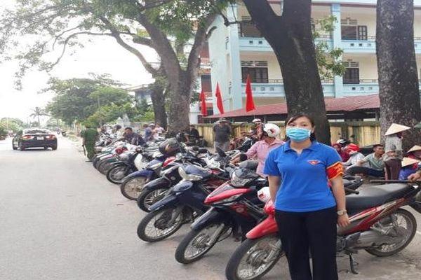 Phú Thọ: Nhân rộng mô hình cổng trường bảo đảm ATGT và xếp hàng đón con