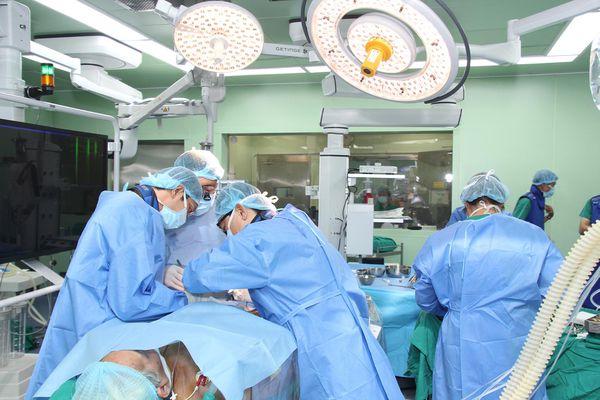 Can thiệp mạch vành cứu người nhồi máu cơ tim cấp