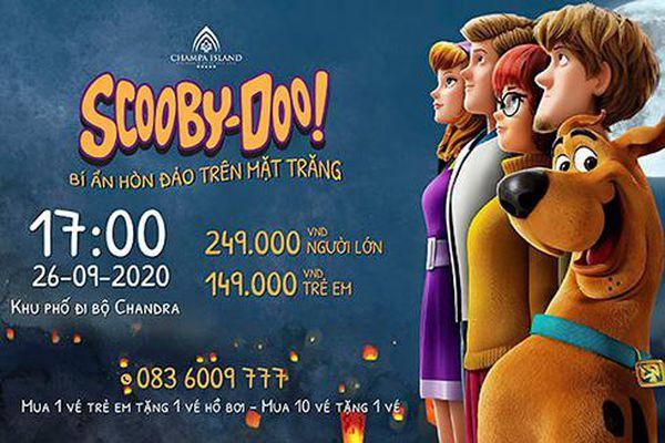 'Khám phá hòn đảo bí ẩn cùng Scoobydoo' tại Champa Island Nha Trang
