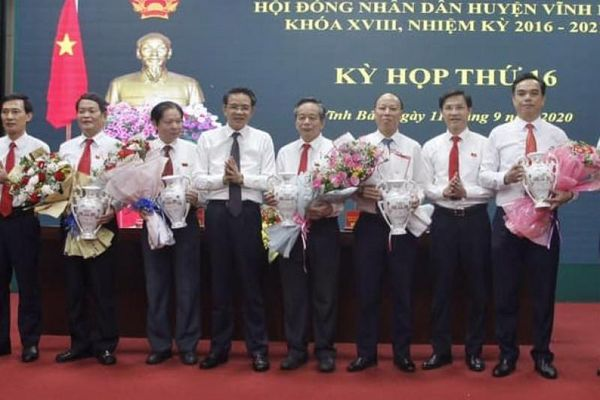 Hải Phòng: Ông Nguyễn Đức Cảnh được bầu làm Chủ tịch UBND huyện Vĩnh Bảo