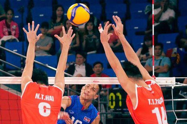 Đội tuyển bóng chuyền nam Việt Nam: Cần nhiều điều kiện để nâng tầm