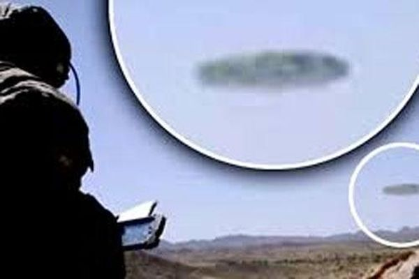 Bí ẩn UFO bám theo thủy quân lục chiến Mỹ tập trận