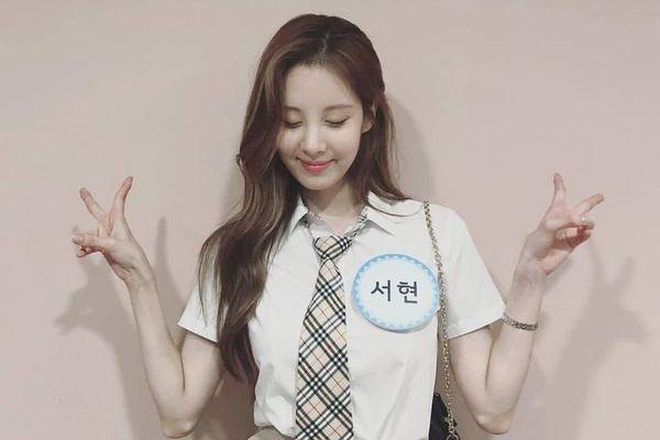 Seohyun lộ diện là Blink chính hiệu, quảng bá phim vẫn nhớ gửi lời yêu thương đến SNSD