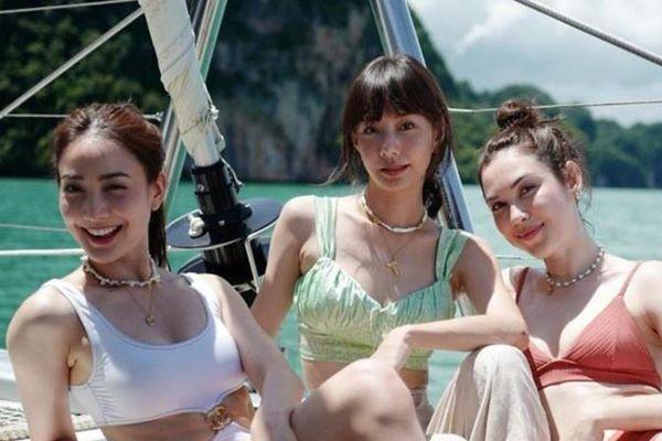 Những nhóm bạn toàn diễn viên nổi tiếng của showbiz Thái Lan