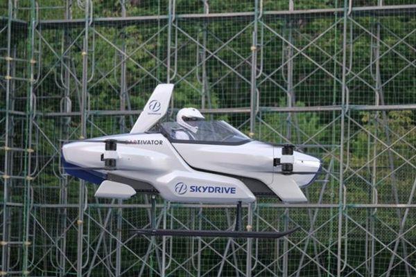 Ô tô bay sẽ thay đổi cách di chuyển của nhân loại trong tương lai