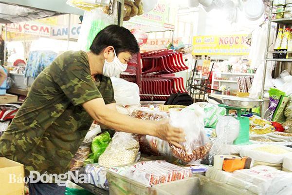 Nâng tầm chợ truyền thống
