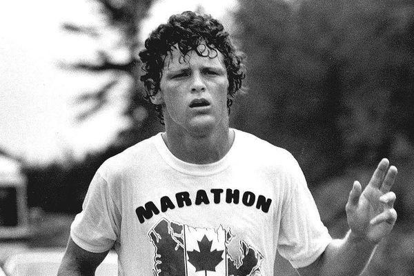 Terry Fox: Chàng trai ung thư khơi nguồn cảm hứng chạy bộ