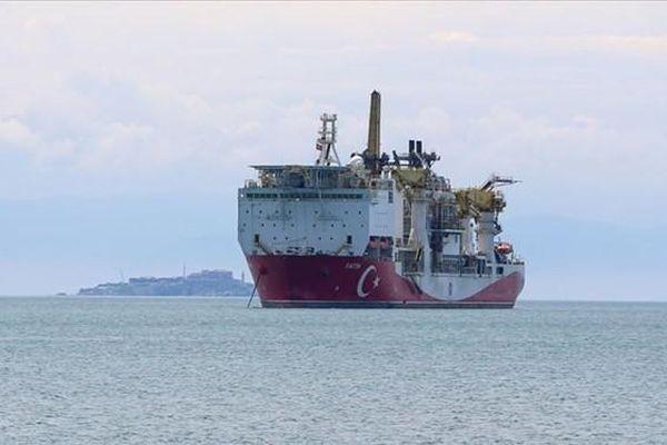 Thổ Nhĩ Kỳ triển khai tàu khoan thứ 2 đến biển Đen