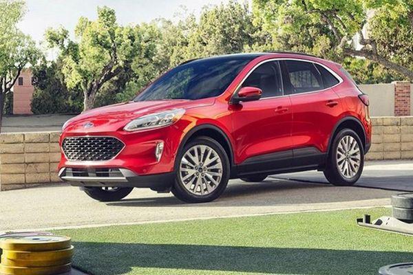 Ra mắt Ford Escape 2021 phiên bản 7 chỗ, có về Việt Nam?