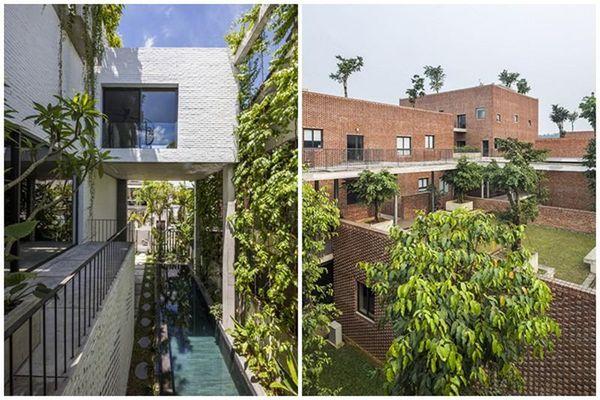 Đẹp mỹ mãn công trình Việt giành giải kiến trúc xanh châu Á