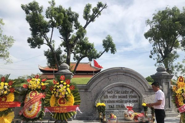 90 năm Xô viết Nghệ - Tĩnh: Ai về Hưng Nguyên…