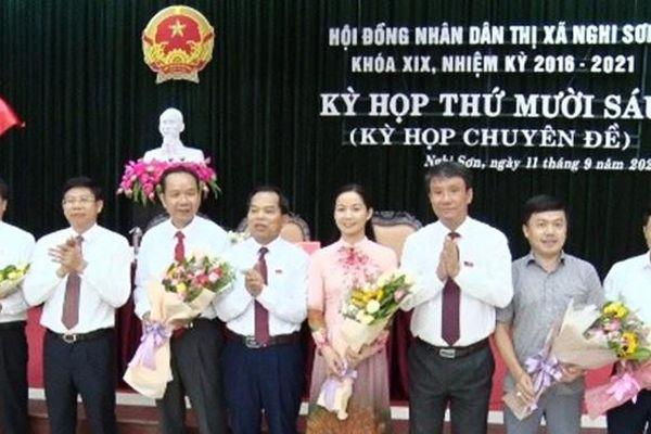 2 phó chủ tịch thị xã ở Thanh Hóa bị 'tống tiền' 25 tỉ đồng nhận nhiệm vụ mới