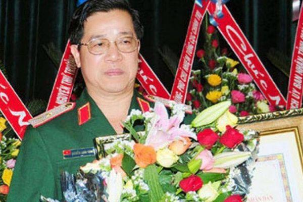 Ủy ban Kiểm tra Trung ương thi hành kỷ luật 3 Thiếu tướng