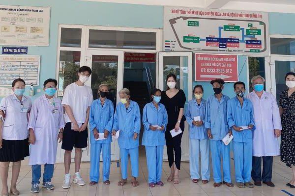 Legacy hành trình tiếp sức bệnh nhân nghèo giữa 'cơn bão' Covid-19