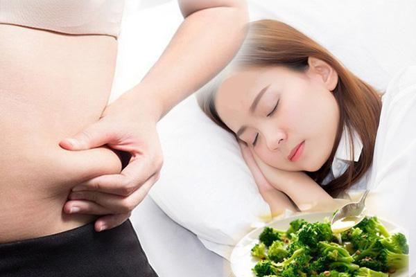 7 món ăn giúp giảm cân ngay trong khi ngủ