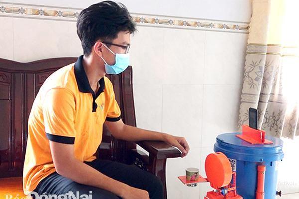 Robot hỗ trợ chăm sóc sức khỏe người bệnh
