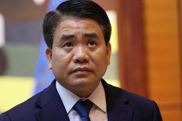 Báo cáo phòng, chống tham nhũng nêu tên Chủ tịch Hà Nội Nguyễn Đức Chung