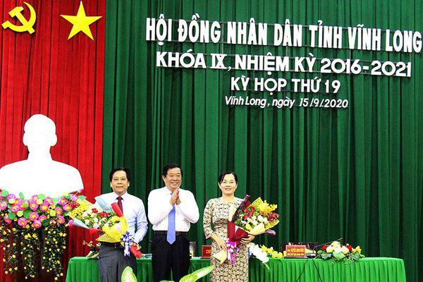 Đồng chí Nguyễn Văn Liệt được bầu làm Phó Chủ tịch UBND tỉnh Vĩnh Long