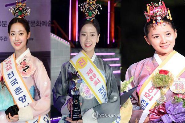 Nhìn lại các Hoa hậu Truyền thống Hàn Quốc toàn sở hữu nhan sắc 'cực phẩm'