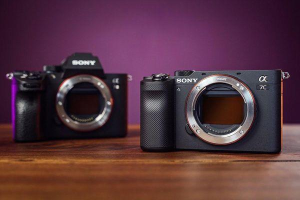 Sony A7C: Máy ảnh mirrorless full-frame nhỏ nhất và nhẹ nhất thế giới, giá 1.799 USD