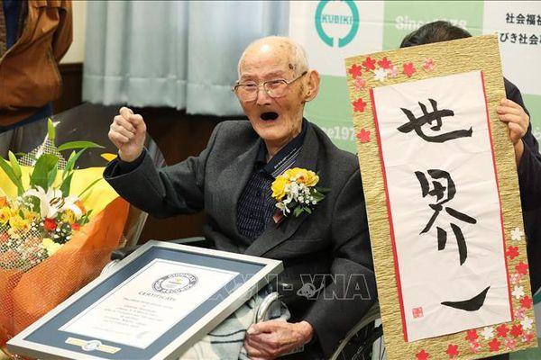 Số người từ 100 tuổi trở lên ở Nhật Bản lần đầu tiên vượt ngưỡng 80.000