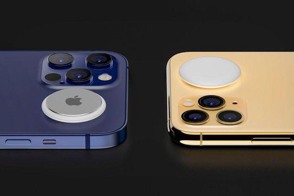 Apple AirTags lộ diện trước thềm sự kiện tối nay: Nhỏ gọn như nắp chai, hỗ trợ Bluetooth và Ultra Wideband