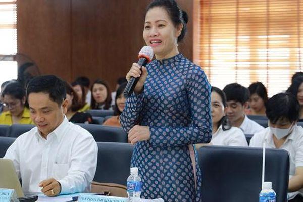 Một ĐBQH được bầu vào Hội đồng Trường Đại học Luật TP HCM
