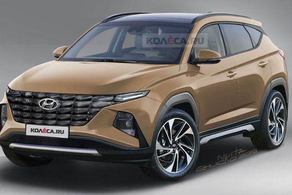 Hyundai Tucson 2021 mới ra mắt đã dính lỗi tự cháy