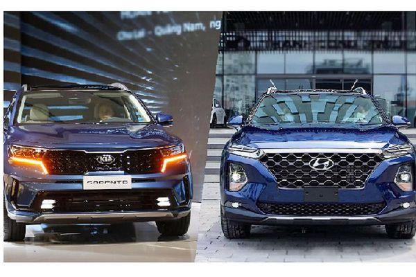 Kia Sorento 2021 mới đắt hơn Hyundai SantaFe, có đáng mua?