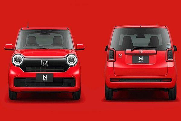 Honda N-One 2021 mới, xe kei đầy cá tính trình làng