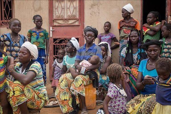 Khoảng 13,4 triệu người cần viện trợ nhân đạo ở khu vực Trung Sahel
