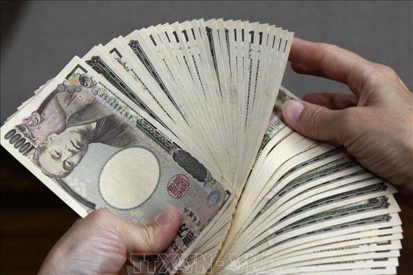 Chứng khoán Nhật Bản tăng nhẹ, đồng yen lên mức cao nhất trong 2 tuần