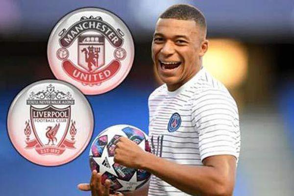 Chỉ cần 111 triệu bảng, M.U và Liverpool có thể sở hữu Mbappe vào năm sau