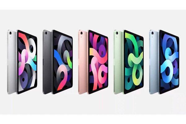 Apple giới thiệu iPad Air 4 : Chip Apple A14, thiết kế mới, giá từ 599 USD
