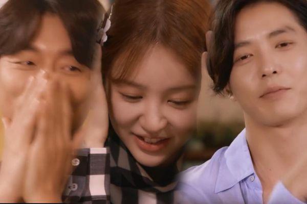 'Tiệm cà phê hoàng tử' phiên bản 2020: Yoon Eun Hye - Gong Yoo ngại ngùng, 'sát nhân' Kim Jae Wook điển trai