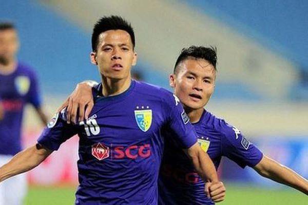 Văn Quyết tỏa sáng, Hà Nội FC thắng đậm TP.HCM