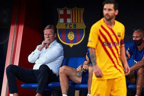 HLV Koeman hé lộ về quan hệ với Messi ở Barca