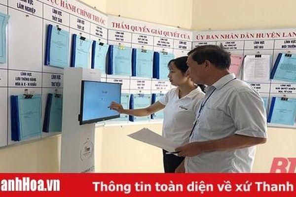 Huyện Lang Chánh tăng cường công tác tiếp công dân, giải quyết khiếu nại, tố cáo