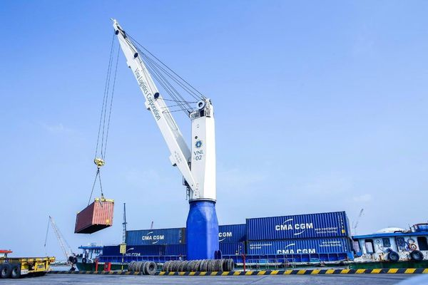 Đầu tư đồng bộ hệ thống cảng thủy nội địa