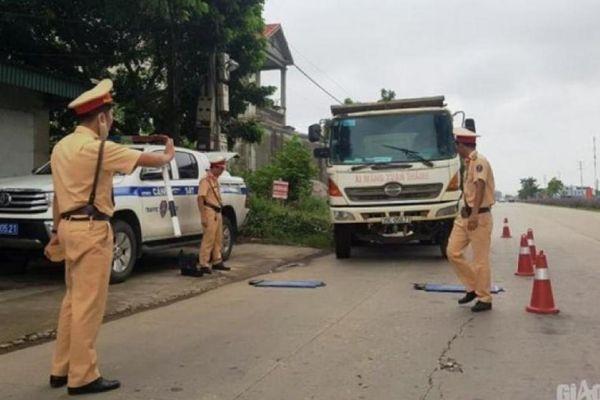 Ninh Bình: Vì sao tiền phạt vi phạm giao thông trên Tỉnh lộ 477 cao ngất?