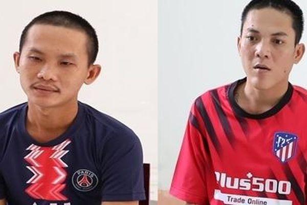 Bắt hai thanh niên chuyên cướp vé số ở Trà Ôn