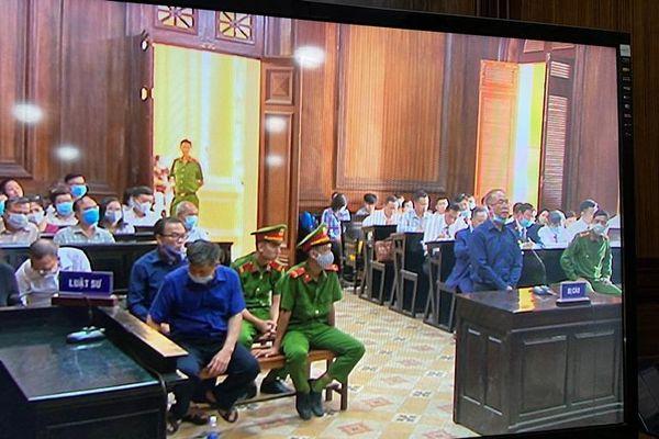 Ông Nguyễn Thành Tài khai về bút phê của cựu Chủ tịch UBND TP.HCM Lê Hoàng Quân